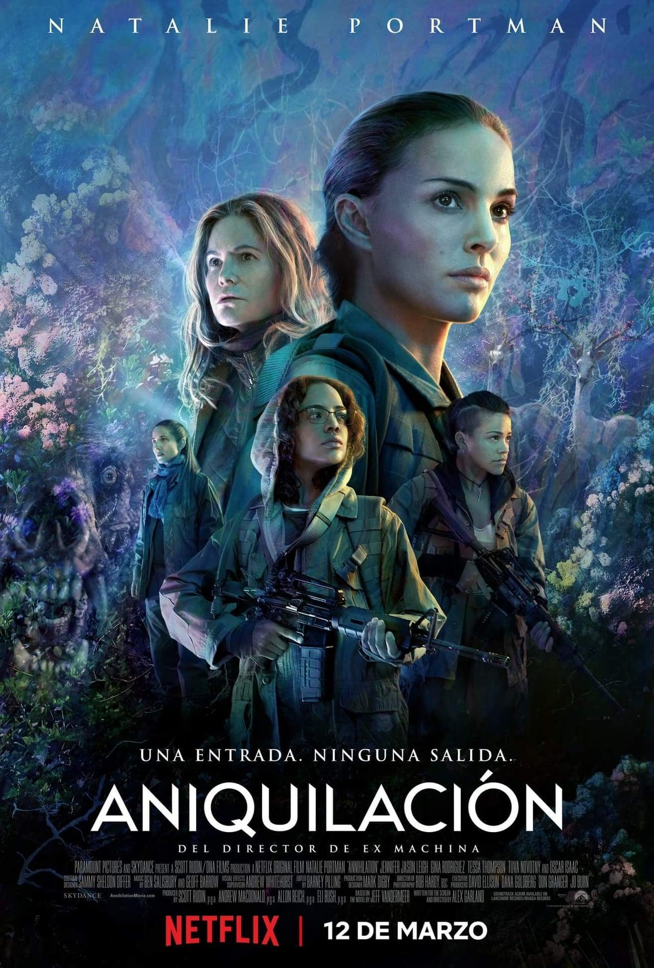 Aniquilación (Annihilation)