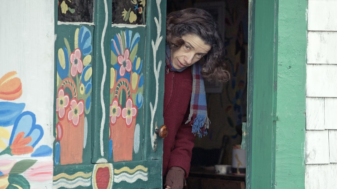 MAUDIE EL COLOR DE LA VIDA (2016) HD 1080P LATINO/INGLES