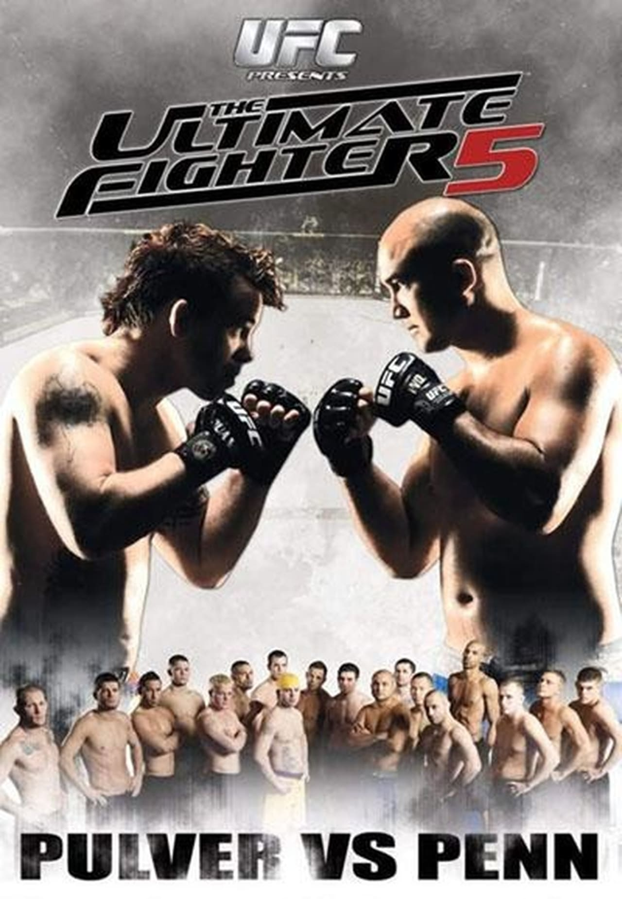 The Ultimate Fighter Season 5 (2007) putlockers cafe