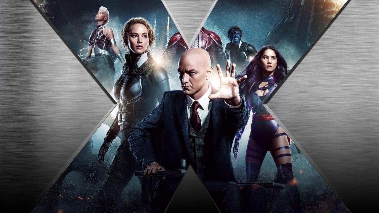 X-Men: Apocalypse backdrop