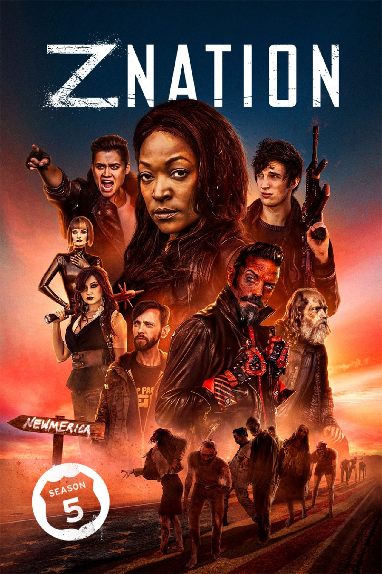 Z Nation Season 5 (2018) putlockers cafe