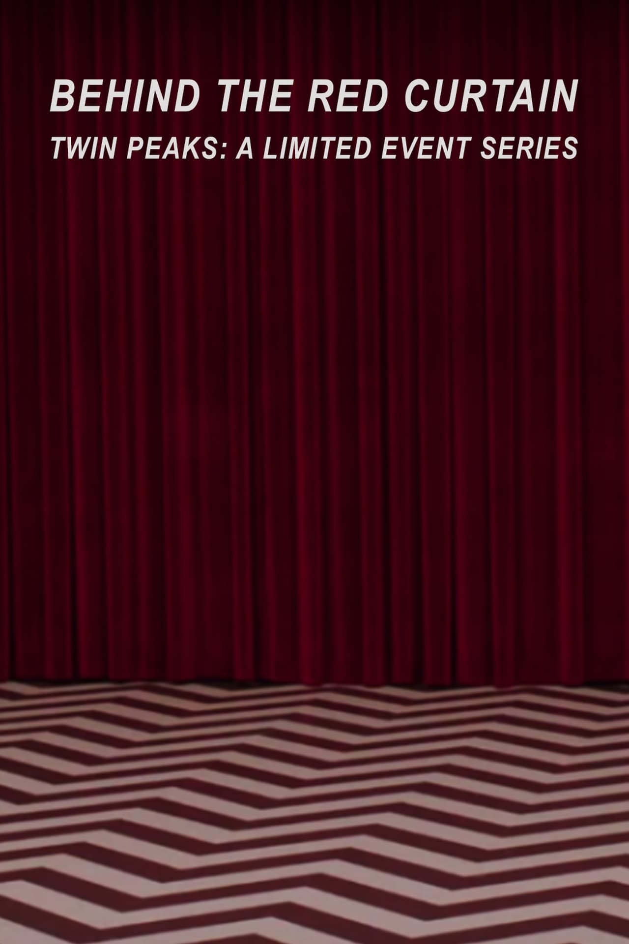 Behind the Red Curtain