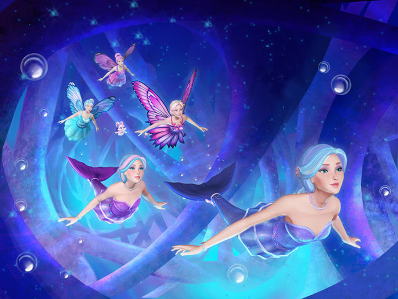 Barbie Fairytopia: Mermaidia Movie Review and Ratings by Kids