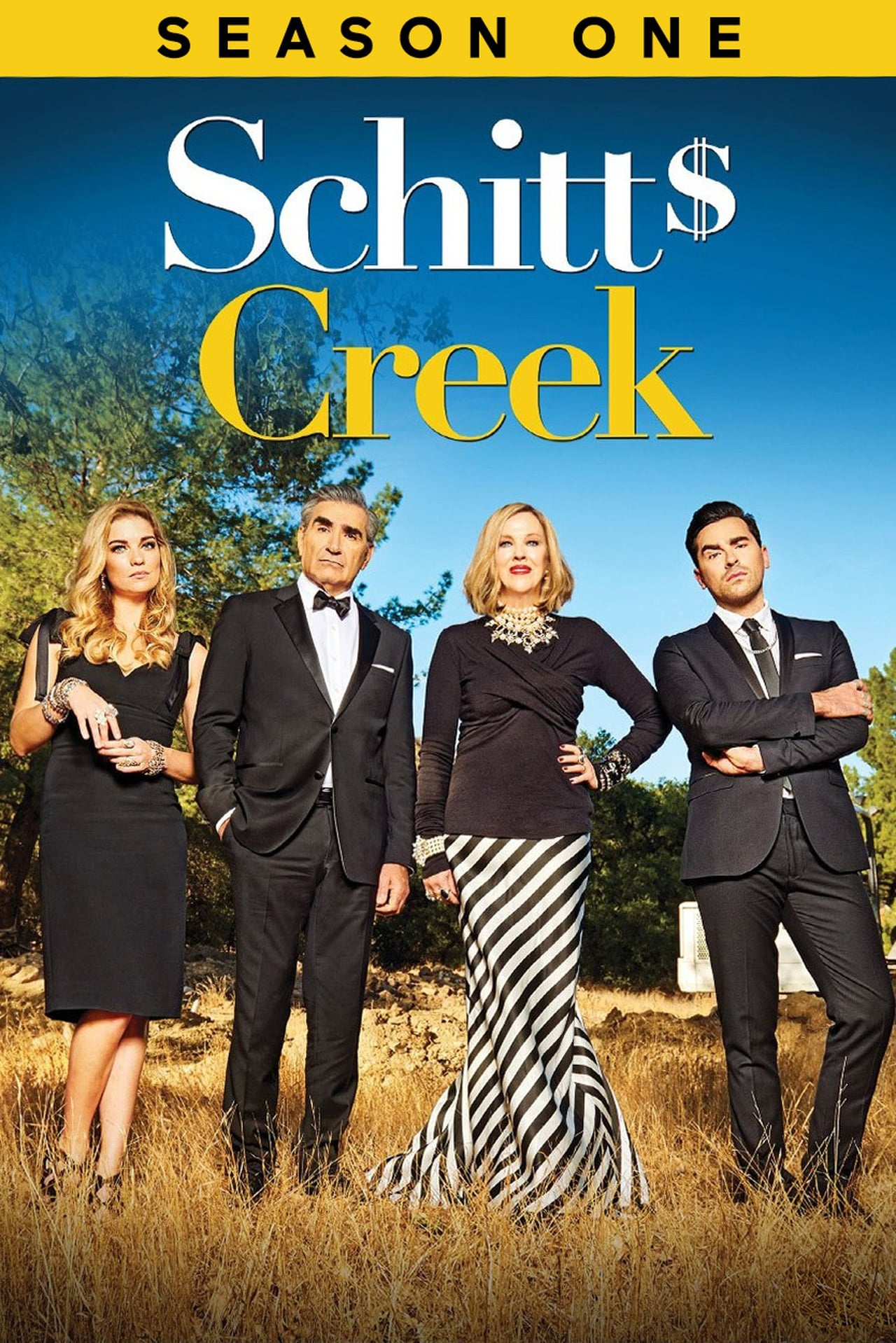 Watch Schitt's Creek Season 1 Online