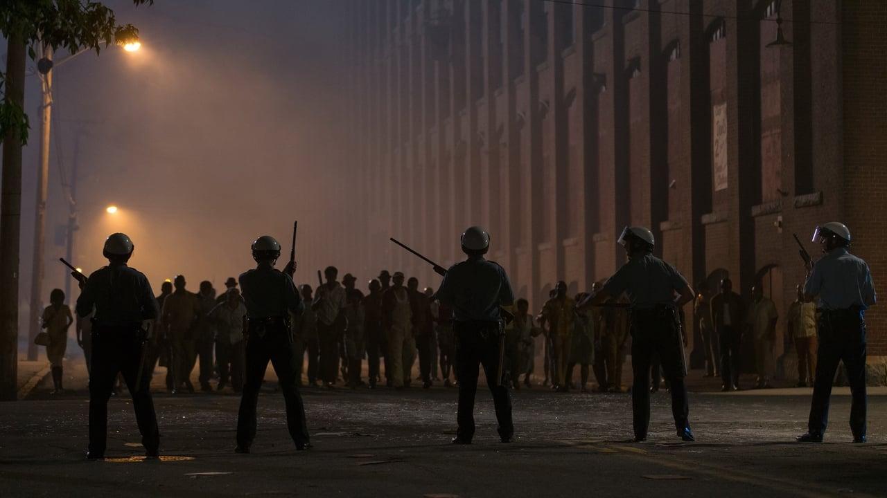 Detroit backdrop