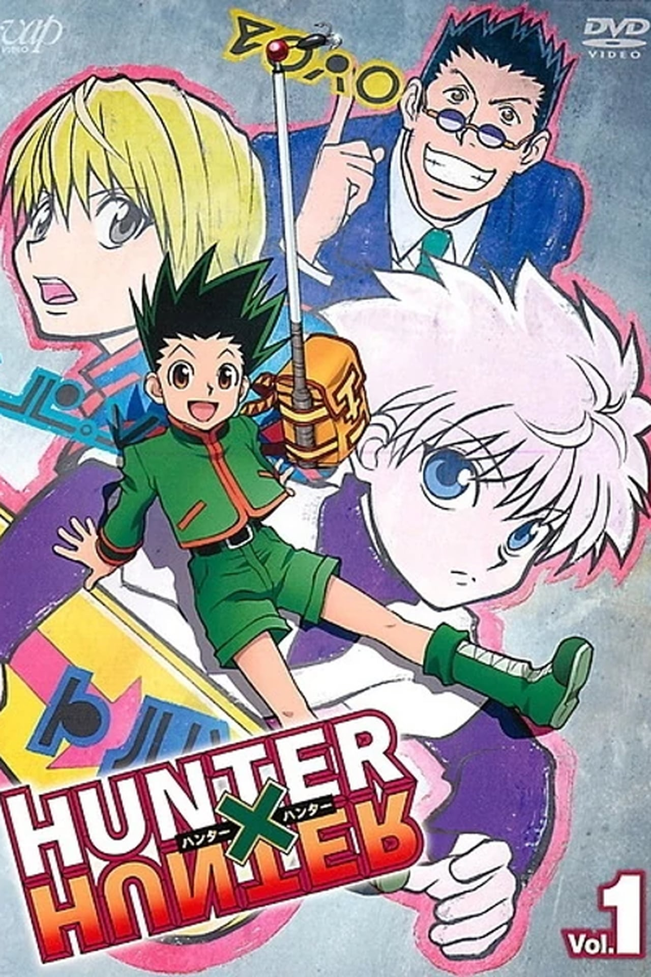 Putlocker Hunter X Hunter Season 1 (2011)
