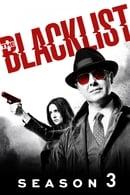 The Blacklist Temporada 3