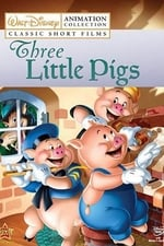 Walt Disney Animation Collection: Classic Short Films - Three Little Pigs