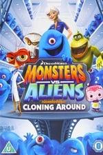 Monsters Vs Aliens: Cloning Around