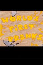 Dear Diary: World's First Pranks