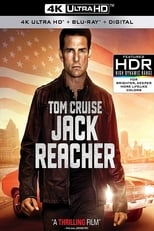 Jack Reacher small poster