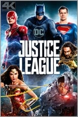 Justice League small poster