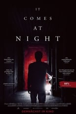 It Comes at Night small poster