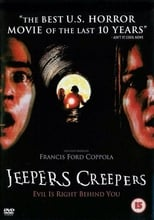 Jeepers Creepers small poster