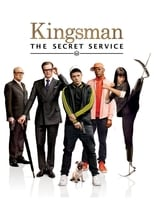 Kingsman: The Secret Service small poster