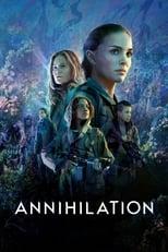 Annihilation small poster
