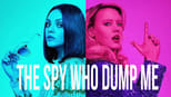 The Spy Who Dumped Me small backdrop