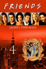 Friends 4ª Temporada Completa Torrent Dublada e Legendada