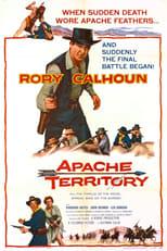 Apache Territory (1958) Box Art