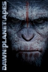 Dawn of the Planet of the Apes small poster
