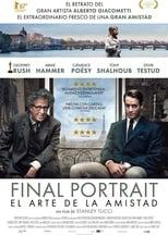 Final Portrait. El arte de la amistad (2017)