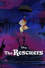 The Rescuers small poster