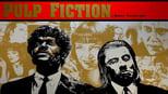 Pulp Fiction small backdrop