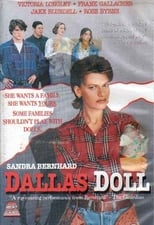 Dallas Doll small poster