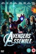 Building the Dream: Assembling the Avengers small poster