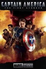 Captain America: The First Avenger small poster