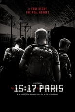 The 15:17 to Paris small poster