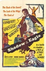 Shadow Of The Eagle (1950) Box Art