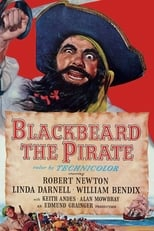 Image Piratul Barbă-Neagră – Blackbeard, the Pirate (1952)