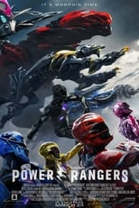 Power Rangers small poster