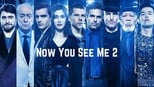Now You See Me 2 small backdrop