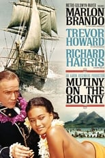 Mutiny on the Bounty small poster