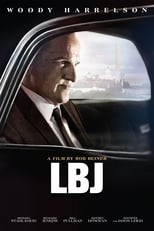 Poster for LBJ