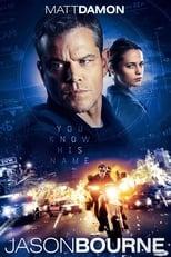 Jason Bourne small poster