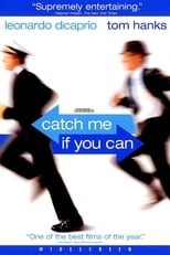 Catch Me If You Can small poster