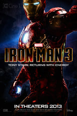 Iron Man 3 small poster