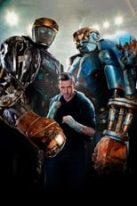 Real Steel small poster