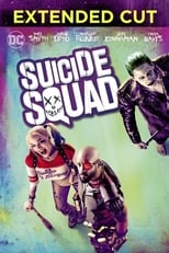 Suicide Squad small poster