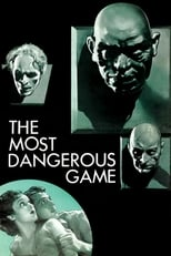 The Most Dangerous Game (1932) Box Art