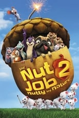 The Nut Job 2: Nutty by Nature small poster