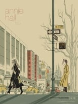 Annie Hall small poster