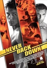 Never Back Down small poster