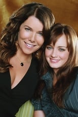 Gilmore Girls small poster