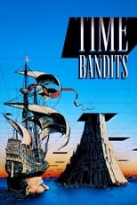 Time Bandits small poster