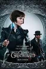 Fantastic Beasts: The Crimes of Grindelwald small poster