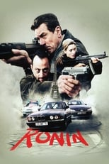 Ronin small poster